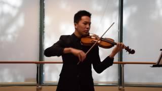 Beethoven Symphony No 7 Movement II Violin Excerpt Measure B to E