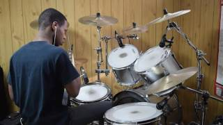 Drum Cover: Everytime We Touch - Cascada