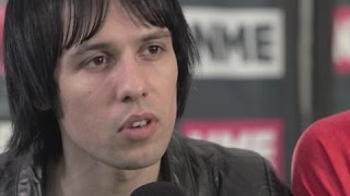 The Cribs' Ryan Jarman Talks Exclamation Pony And Why He Wants To Work With The Pet Shop Boys