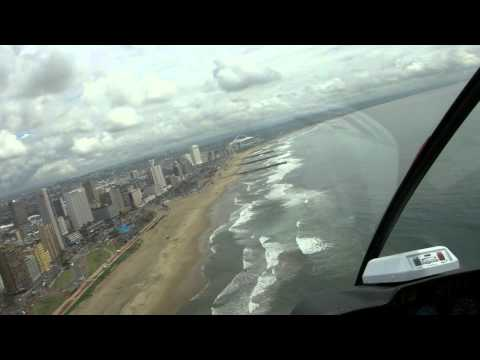 Helicopter over Durban feat. SoloBoy