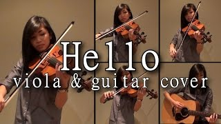 Hello (Adele) - viola cover