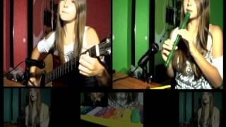 Limp Bizkit - Behind Blue Eyes( cover by Elizabeth Postol)