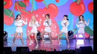 170724 레드벨벳 (Red Velvet) 빨간 맛 (Red Flavor)  [전체] 직캠 Fancam (쇼 음악중심) by Mera