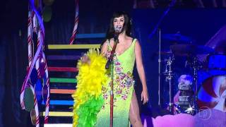 Katy Perry - I Kissed a Girl (Live at Rock In Rio Brazil 2011) HD