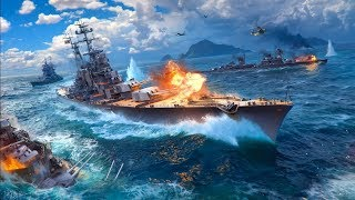 Battle Of The Chalons - World Of Warships Music Video