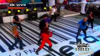 RBD   -Y no puedo olvidarte (Exa 2008)