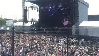 MØ - Final Song Live@SUMMER SONIC 2016 OSAKA