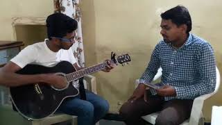 Jay Radha Madhav Guitar
