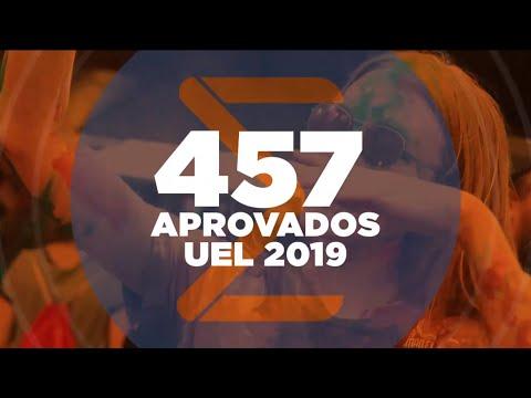 Aprovados Vestibular UEL 2019 // Sigma Curso e Colégio