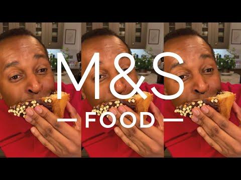 Andi Peters' November Favourites | M&S FOOD