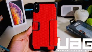 UAG iPhone Xs Max Metropolis Case! Like No Other Case Out There!
