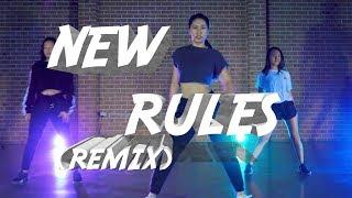 Dua Lipa - New Rules (Alison Wonderland Remix)   KEI CHOREOGRAPHY