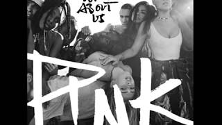 P!nk - What About Us ♥ PINK OFFICIAL - New Single 2017
