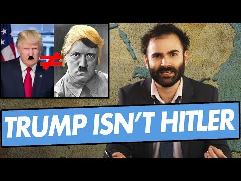 Trump Isn't Hitler - SOME MORE NEWS