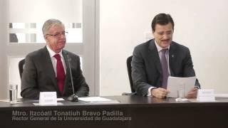 Firma de Convenio con la Secretaría de Salud Jalisco