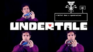 Undertale - Spider Dance Ocarina Cover