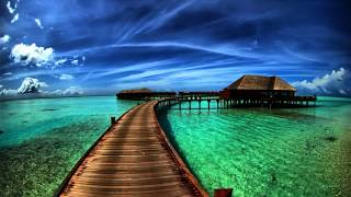 4 hours Peaceful & Relaxing Instrumental Music-Long Playlist