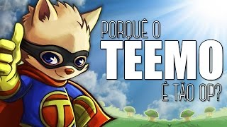 PORQUÊ O TEEMO É TÃO OP? (Paródia Owl City - When Can I See You Again?)