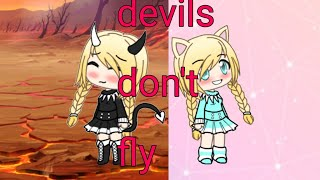 Devils don't fly //GMV\\ (gachaverse)