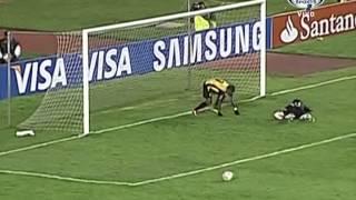 The Strongest (2) vs (1) São Paulo - Copa Libertadores 2013 (Goles)