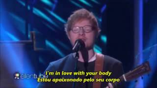 Shape Of You - Ed Sheeran Lyrics e Tradução