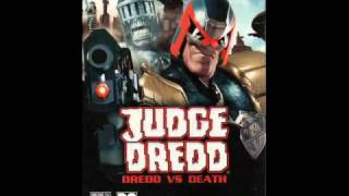 Judge Dredd vs. Death Soundtrack Menu Theme