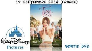 TINI   LA NOUVELLE VIE DE VIOLETTA  DVD 14 septembre 2016 - TINI NEW LIFE VIOLETTA DVD2016年9月14日