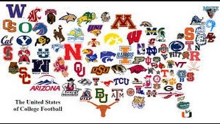 College Football Pump-Up 2015-16