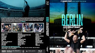 Bruce Springsteen - Berlin 2016-06-19 FULL SHOW BLU-RAY SNEAK PREVIEW