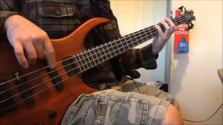 The Ronettes - Be My Baby (bass cover + TAB)