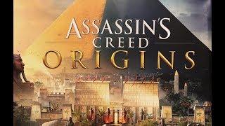 ASSASSIN'S CREED ORIGINS - TRAILER E3 2017