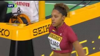 Triple Jump - Women - Portland 2016 - IAAF - World Indoor Championship