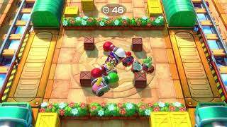 Super Mario Party - Train in Pain
