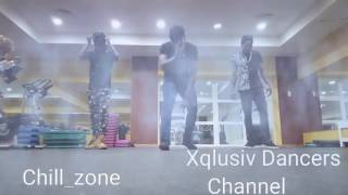 Xqlusiv Dancers ft. Popcaan stay up (Endorsing new Dancehall steps)