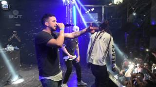 "Tote King + Shotta + Fyahbwoy - ""Muchas Gracias"" Live Madrid SALA BUT"