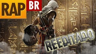 Rap do Assassin's Creed Origins | Tauz RapGame [REEDITADO]
