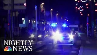 French Police Imposing Nationwide Dragnet For Strasbourg Shooter | NBC Nightly News
