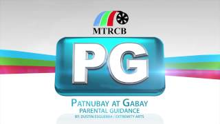 MTRCB - Rated PG After Effects