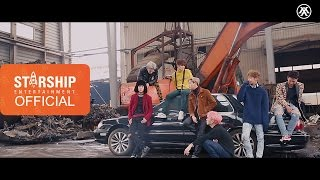 [Making film] 몬스타엑스(MONSTA X)_THE CLAN pt.2 Guilty JACKET