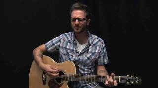"""Chris August KLOVE """"Starry Night"""" acoustic"""