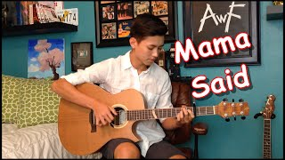 Lukas Graham - Mama Said - Cover (Fingerstyle Guitar)