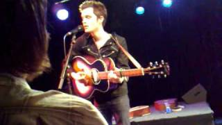 The Tallest Man on Earth - The King of Spain (live @ Eurosonic 2009)