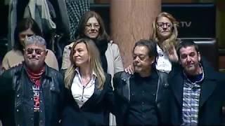 Homenagem do Parlamento Português a Zé Pedro dos Xutos & Pontapés