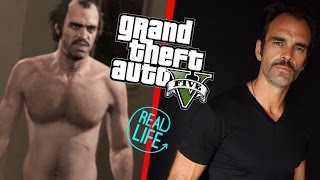 GTA 5 vs Real Life 1