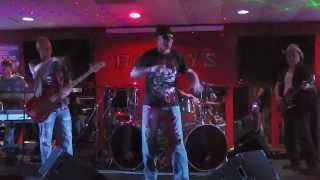 Short clip- Mony Mony /Rebel Yell - HighWire Cover