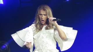 Céline Dion - All By Myself ... live at The O2 Arena, 20.07.17