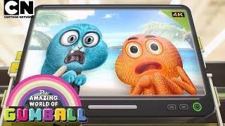 The Amazing World of Gumball   The Lady   Cartoon Network