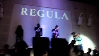 Regula-NIVEA (Live)