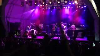 Fat Freddy's Drop - Roady ('Fire, Fire!' Outro) - Live at Twilight At Taronga Zoo, Sydney - 06/03/14