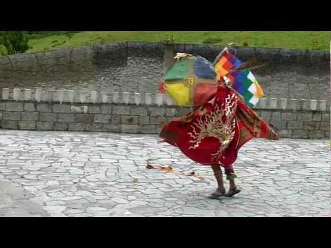 DANZA / BAILE INDIGENAS ECUATORIANOS – ECUADOR 2011 HD